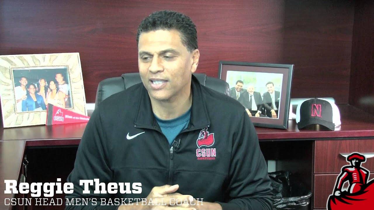 CSUN s Reggie Theus on the passing of Jerry Tarkanian
