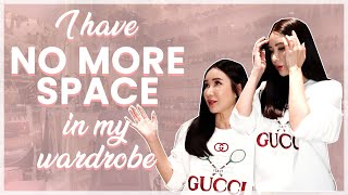I HAVE NO MORE SPACE IN MY WARDROBE | JAMIE CHUA