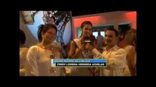 Lorena Hermida - Virreina CNB en el Lanzamiento de La Nacion TV . Neiva