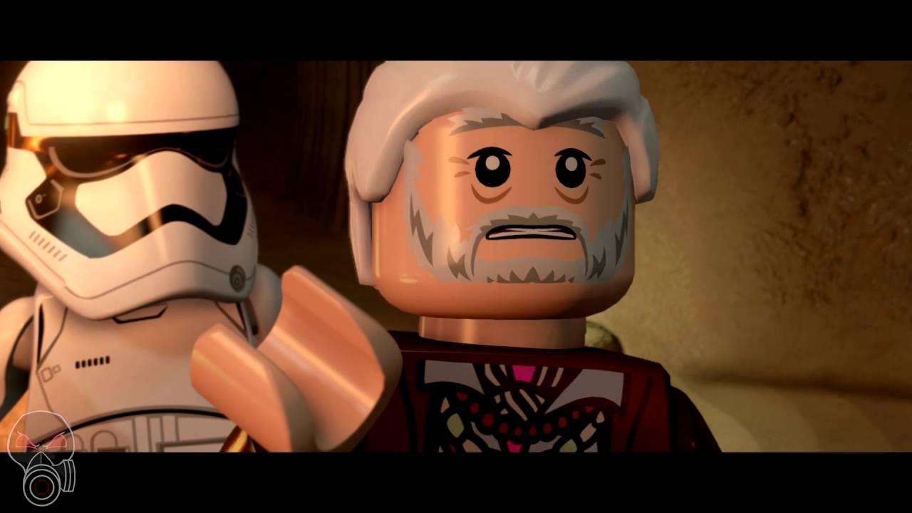 Star Wars Force Awakens 1080p: LEGO Star Wars: The Force Awakens