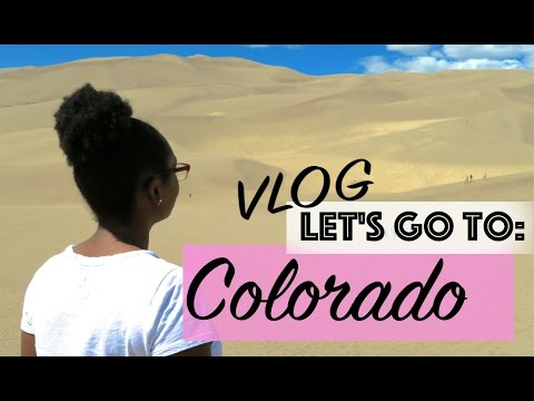 VLOG | Colorado Adventures with Hubby | Black Vloggers from YouTube · Duration:  13 minutes 47 seconds