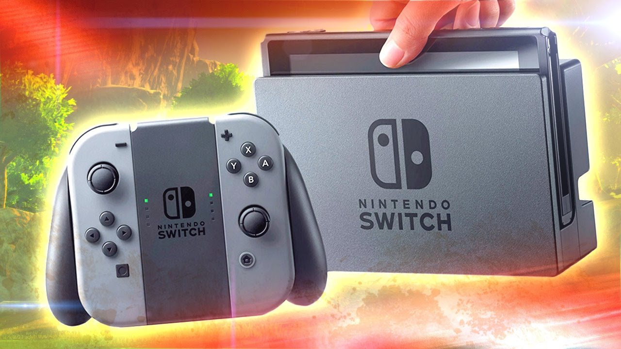 Nintendo Switch Everything We Know So Far About Nintendo S New