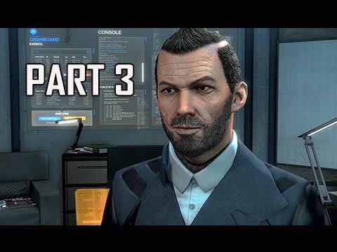 Deus Ex Mankind Divided Walkthrough Part 3 - NSN Server & Whisper Chip (PC Ultra Let's Play)