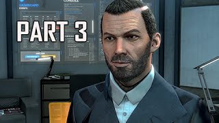 Deus Ex Mankind Divided Walkthrough Part 3 - NSN Server & Whisper Chip (PC Ultra Let's Play)