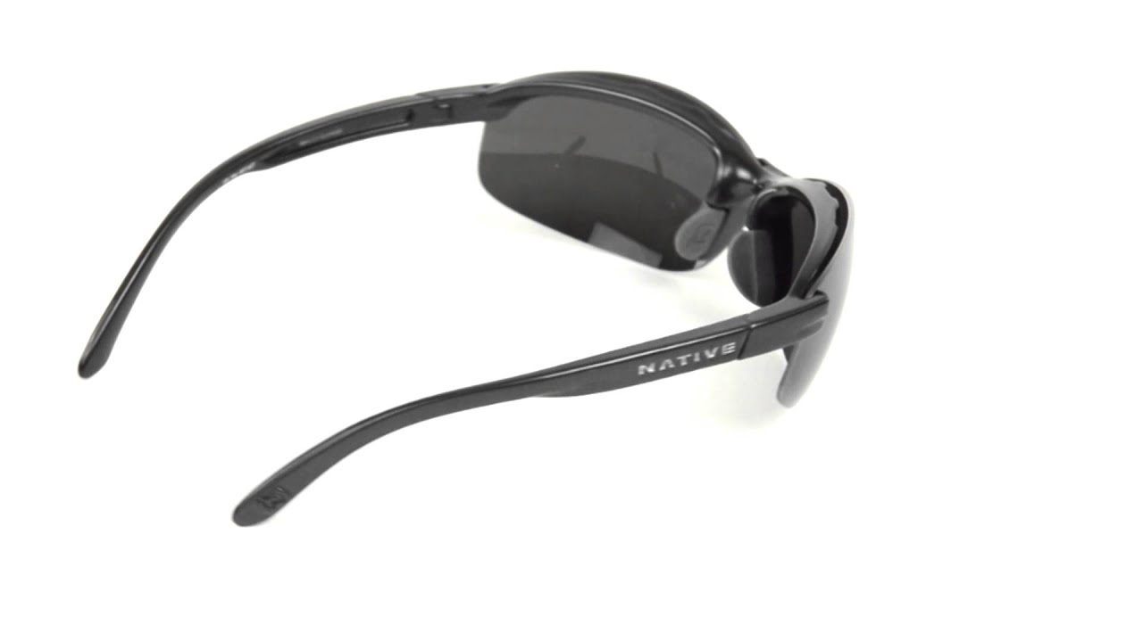 250a5ebb183 Native Eyewear Nano 2 Sunglasses - Polarized Reflex Lenses - YouTube