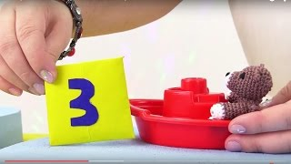 Видео для детей: игра развитие, учимся считать