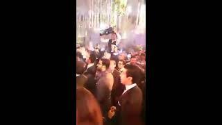 نجوم مسرح مصر يشعلون فرح محمد عبد الرحمن  فيديو