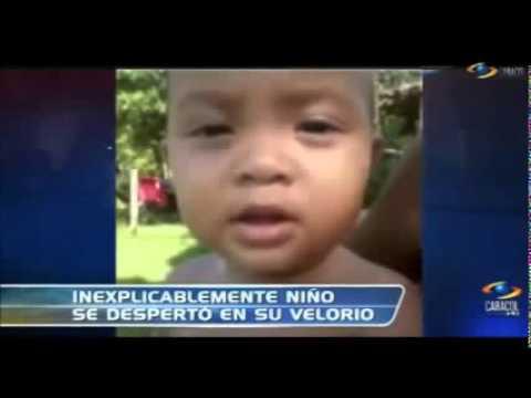 Niño Resucita En Su Velatorio Pide Agua Y Se Vuelve A Morir Dr Creepy Youtube