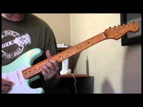 Freddy King Guitar Lesson   The Stumble Part 3
