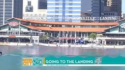 Check out the Jax Landing on the St. Johns River Taxi