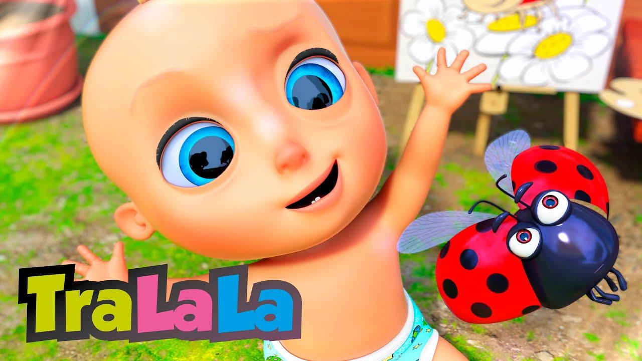 Ne jucăm cu degetele - 30 MIN Cântece educative pentru copii mici și de grădiniță | TraLaLa