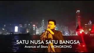 Gambar cover Satu Nusa Satu Bangsa from Hongkong - Ivanaldy Kabul (Sax Cover)