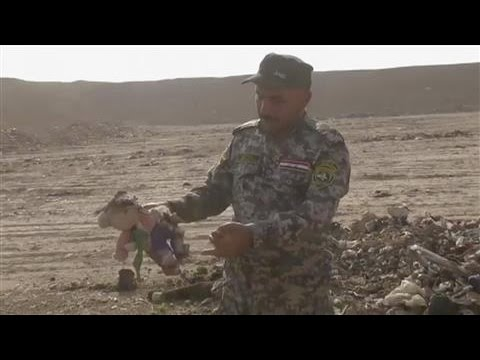 Iraqi Troops Discover Mass Grave of 100 Near Mosul