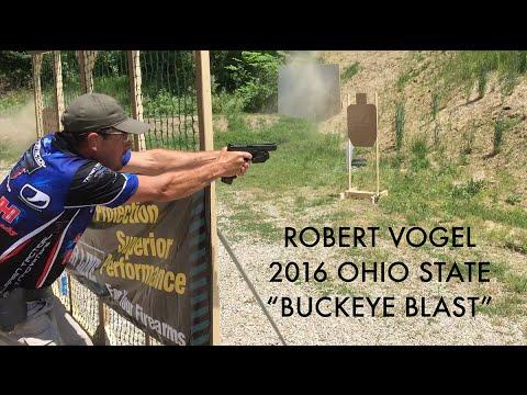 Robert Vogel 2016 Ohio State USPSA Buckeye Blast