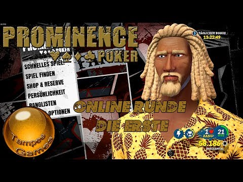 Prominence Poker | Online  Runde die Erste | german Gameplay