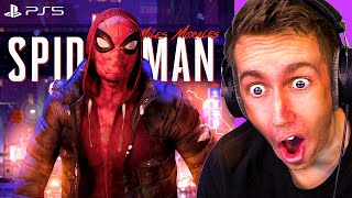 MY PS5 SPIDER-MAN PLAYTHROUGH BEGINS! (Spider-Man Miles Morales Part 1) (PlayStation 5)