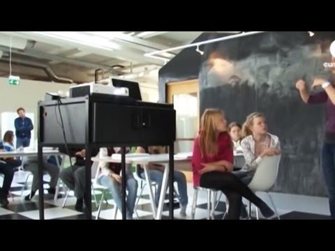 School With No Walls: Sweden's Revolutionary Vittra Learning Space (Learning World S2E48, 1/3)