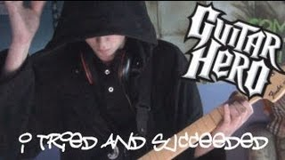 I tried and Succeeded: Guitar Hero Metallica - For Whom the Bell Tolls