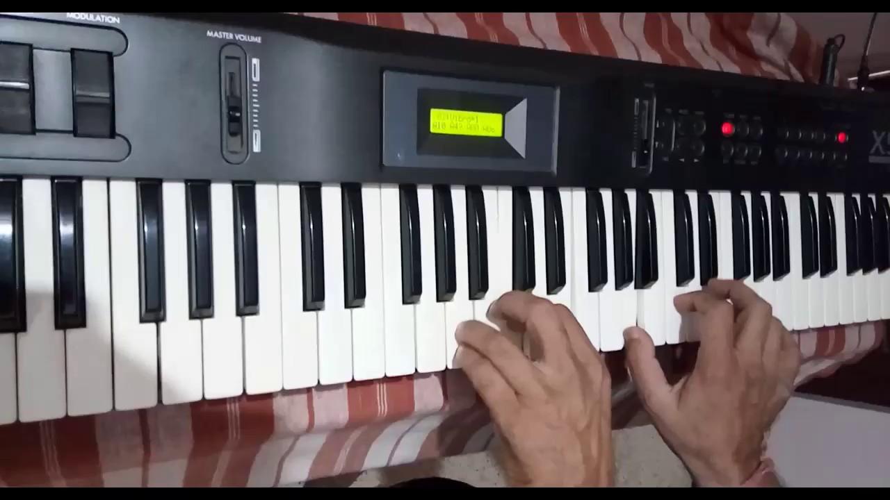 Kal ho naa ho keyboardorgan music play youtube kal ho naa ho keyboardorgan music play hexwebz Images