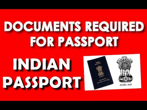 Visa on arrival visa free countries for indians wea for Documents required for passport online application