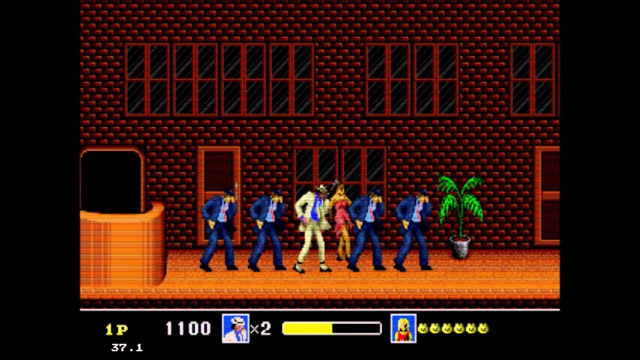 Michael Jackson Moonwalker Game - 211.2KB