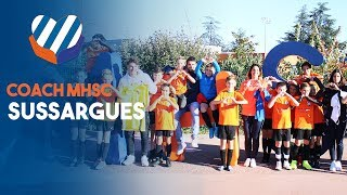 VIDEO: Mercredi c'est CoachMHSC qui t'entraine : Sussargues !