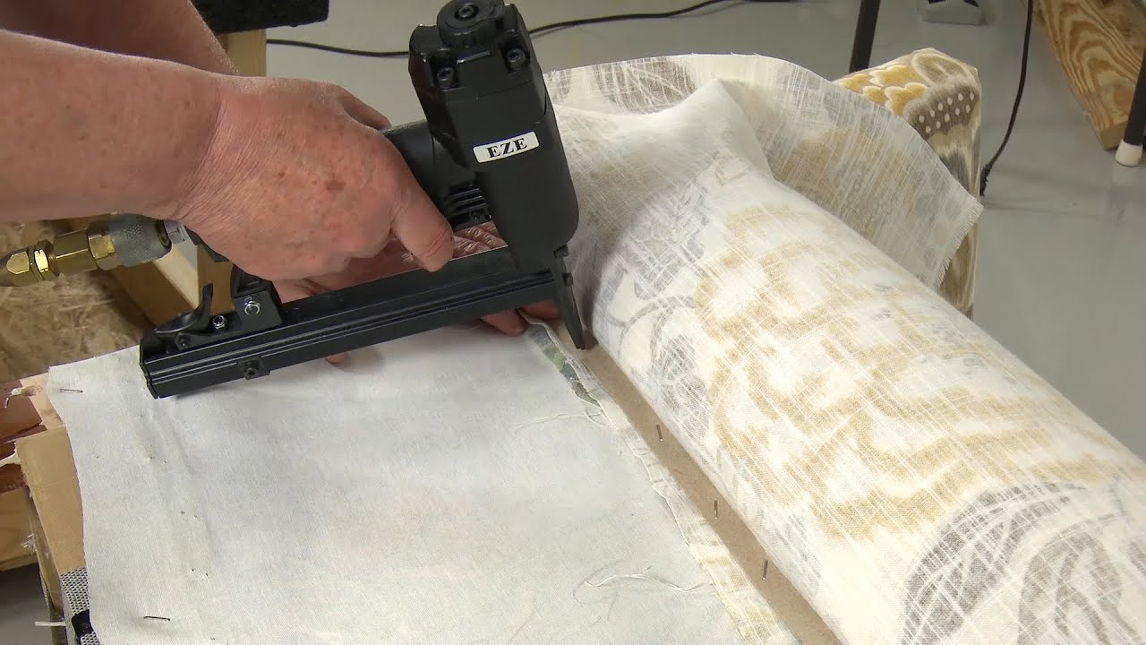 How to Use the Cardboard Tack Strip for Upholstery