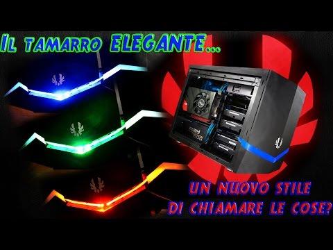 BitFenix Colossus...piccolo,elegante e tamarro...TOP - Computer per passione - EP51