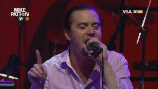 Mike Patton  -  Mondo Cane - Teatro Caupolicán, Santiago, Chile, Sept  21, 2011 HD Full Show 720p