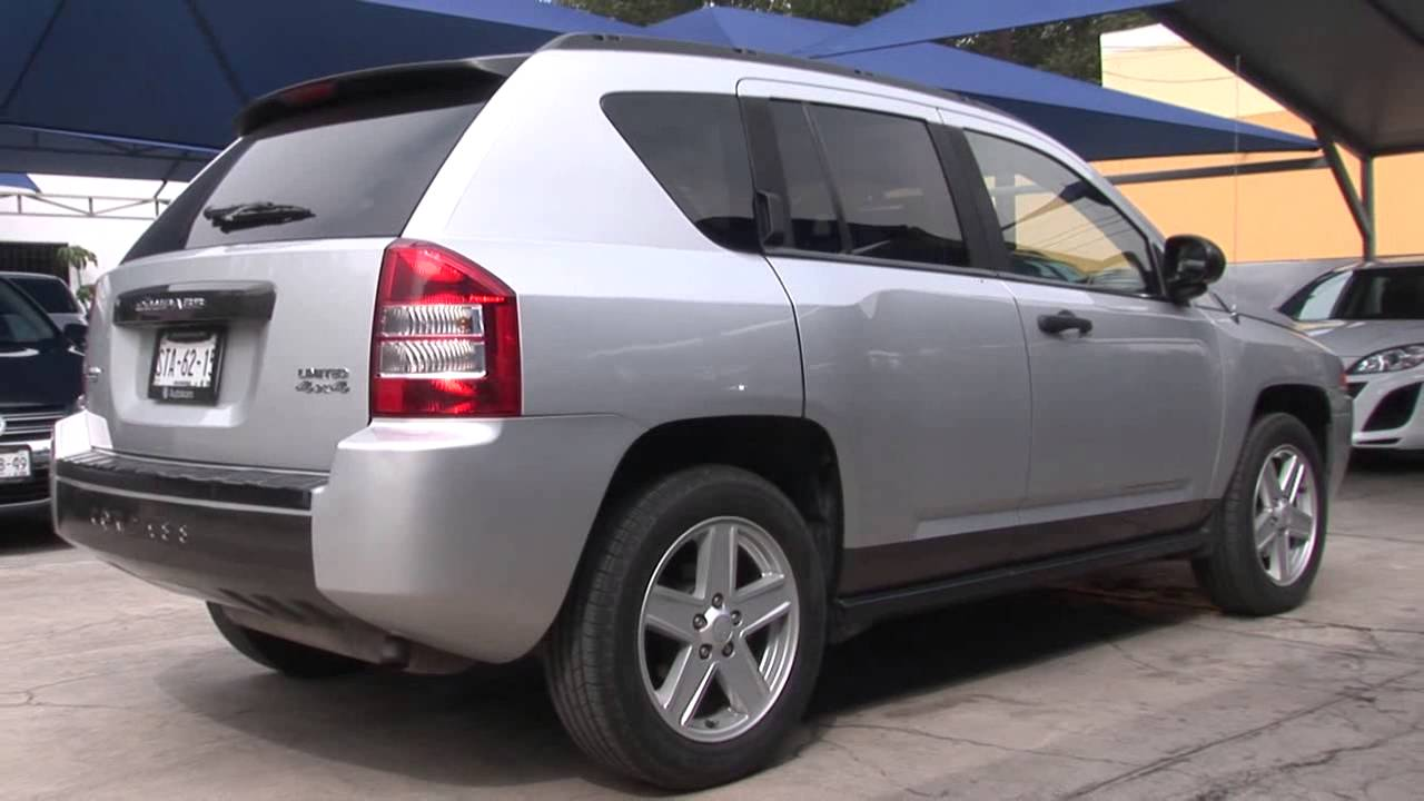 jeep compass 2007 plata youtube. Black Bedroom Furniture Sets. Home Design Ideas