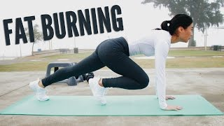 Fat Burning HIIT Cardio for Beginners (No Equipment Needed)