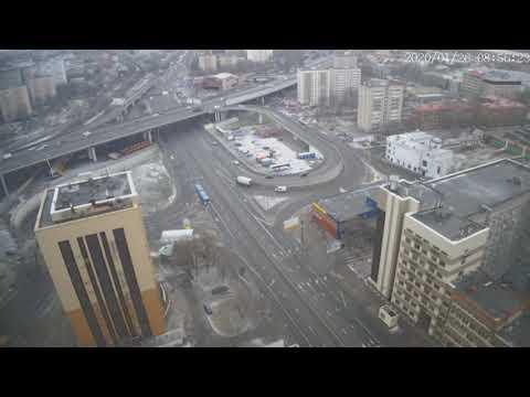Москва - Нижегородская улица - веб камера 26.01.2020, 05:56