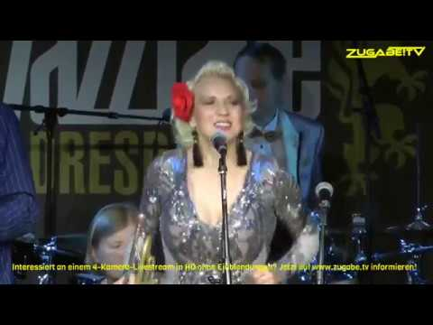 Gunhild Carling & Family Livestream @ Jazztage Dresden 2019