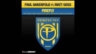 Paul Oakenfold Feat  Matt Goss - Firefly (Nat Monday rmx)