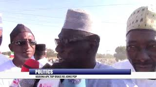 POLITICS: KADUNA APC TOP BRASS RE-JOIN PDP