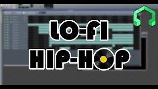 [TUTORIAL] LO-FI HIP-HOP in LMMS
