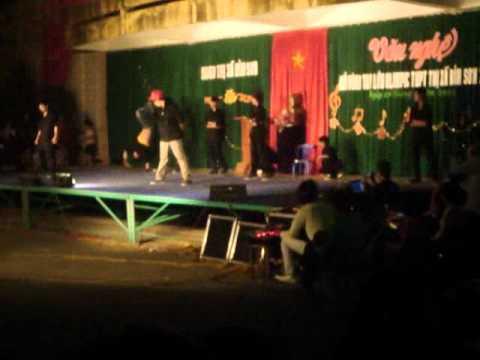 Hip Hop Tại Trường Phổ Thông Bỉm Sơn [ Tuấn Song ]