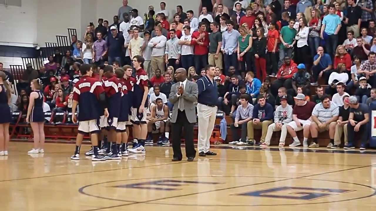 East Gaston Varsity Basketball & Dance Sample Video - YouTube
