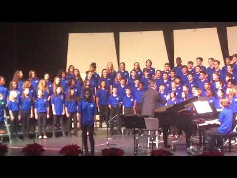 Nina-Simone & Westland Middle School Choir