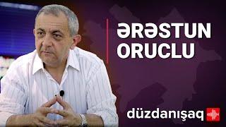 Ərəstun Oruclu: Azərbaycanda vəziyyət