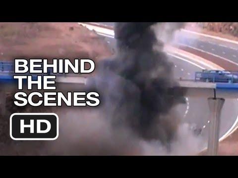 Fast & Furious 6 Behind The Scenes - Bridge Explosion (2013) - Vin Diesel Movie HD