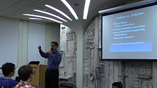 Bible & Science, at SUNY Albany, Fall 2014 Part 2