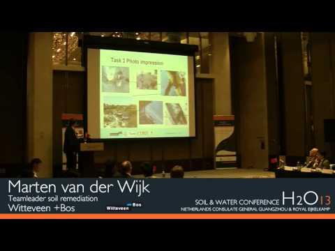 Marten van der Wijk, Witteveen+Bos
