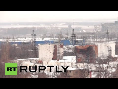 Ukraine: DNR/DPR forces officially claim control of Donetsk International Airport