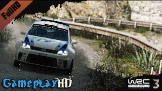 WRC 3: FIA World Rally Championship Gameplay (PC HD)