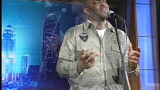 "Kevin LeVar Performs ""A Heart that Forgives"" on A Sound Voice LIVE!"