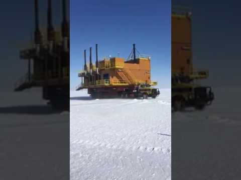 BIGGEST RIG MOVE IN ALASKA