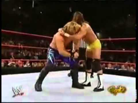 Steven Richards vs. Chris Jericho