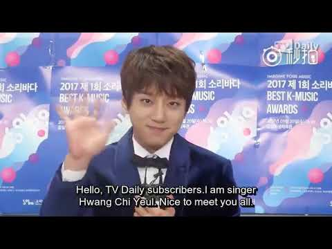 Engsub Hwang Chi Yeul Interview Whatever You Say