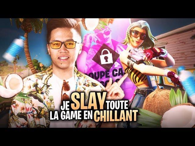 JE SLAY TOUTE LA GAME EN CHILLANT ► COMMENTARY SOLO CASH CUP